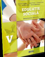 Educație socială. Manual pentru clasa a V-a