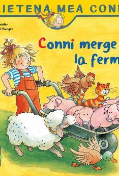 Conni merge la fermă, Prietena mea Conni, e-carteata.ro, Editura Cartea Ta