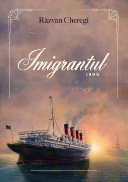 Imigrantul, Razvan Cheregi, Editura Cartea ta, corectura, redactare, editare, publicare carte