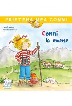 Prietena mea Conni, Conni la munte, e-carteata.ro, Editura Cartea Ta
