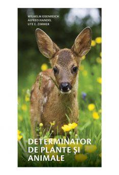 Determinator de plante și animale, Editura Cartea ta