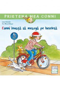 Conni învață să meargă pe bicicletă, Prietena mea Conni, e-carteata.ro, Editura Cartea Ta